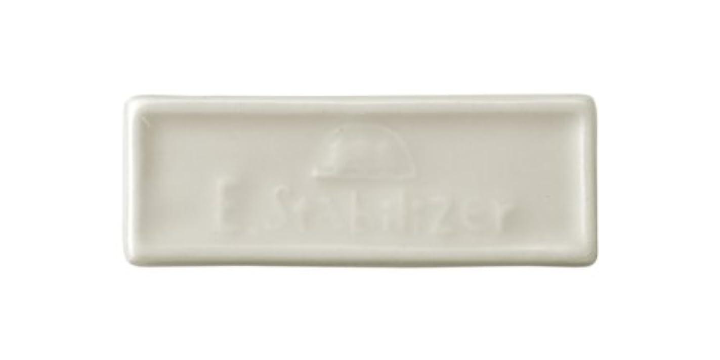 分析雑草ニンニク森修焼 森林浴 遠赤外線陶磁器 アーススタビライザーブレーカータイプ 縦23×横65(mm) 3セット