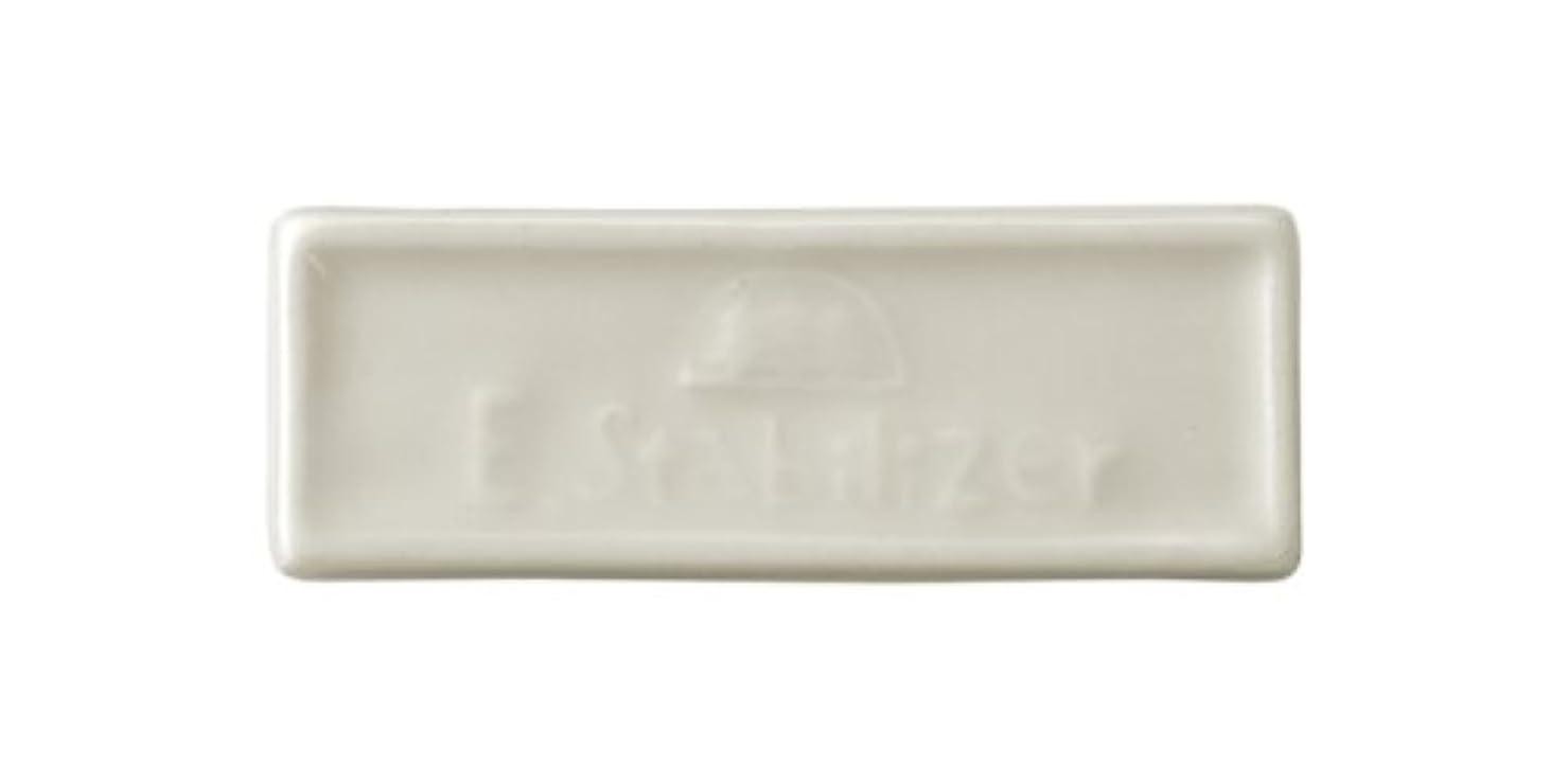 カロリー学生ラップ森修焼 森林浴 遠赤外線陶磁器 アーススタビライザーブレーカータイプ 縦23×横65(mm) 12セット