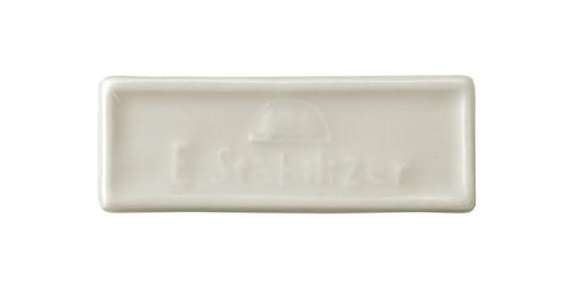 損傷ハンカチスイス人森修焼 森林浴 遠赤外線陶磁器 アーススタビライザーブレーカータイプ 縦23×横65(mm) 6セット
