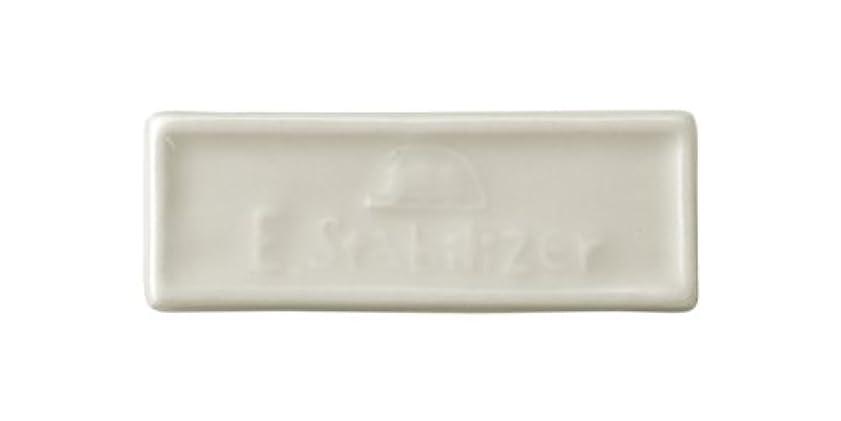 艶フロンティア追う森修焼 森林浴 遠赤外線陶磁器 アーススタビライザーブレーカータイプ 縦23×横65(mm) 3セット