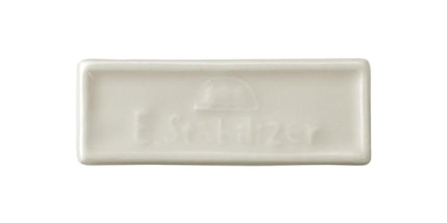 を通して蓋ブロッサム森修焼 森林浴 遠赤外線陶磁器 アーススタビライザーブレーカータイプ 縦23×横65(mm) 12セット