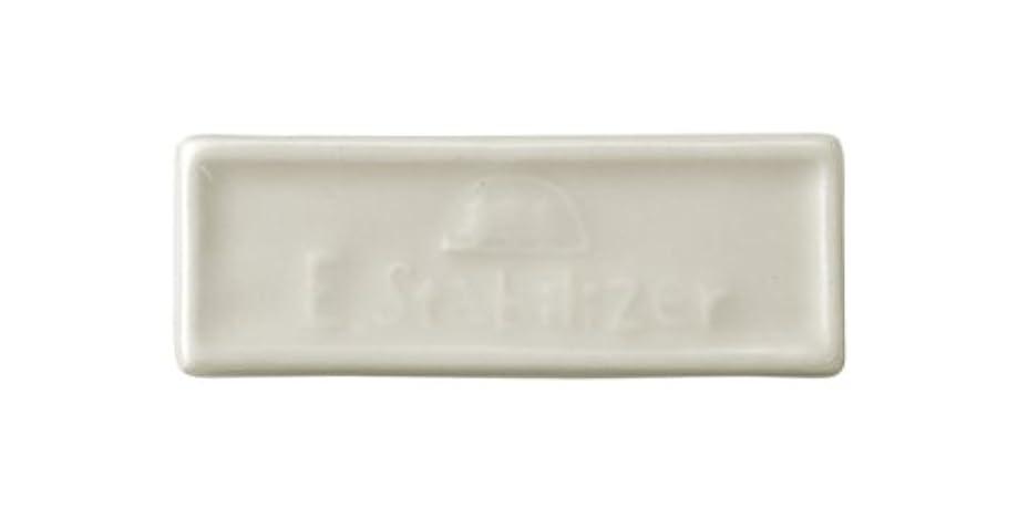 安らぎニューストン森修焼 森林浴 遠赤外線陶磁器 アーススタビライザーブレーカータイプ 縦23×横65(mm) 2セット