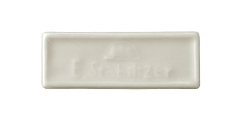 消費する貯水池バナナ森修焼 森林浴 遠赤外線陶磁器 アーススタビライザーブレーカータイプ 縦23×横65(mm) 6セット