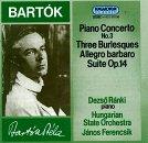 ラーンキ独奏 フランシク指揮 バルトーク ピアノ協奏曲第3番他の商品写真