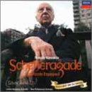 リムスキー=コルサコフ:交響組曲「シェエラザード」/スペイン奇想曲