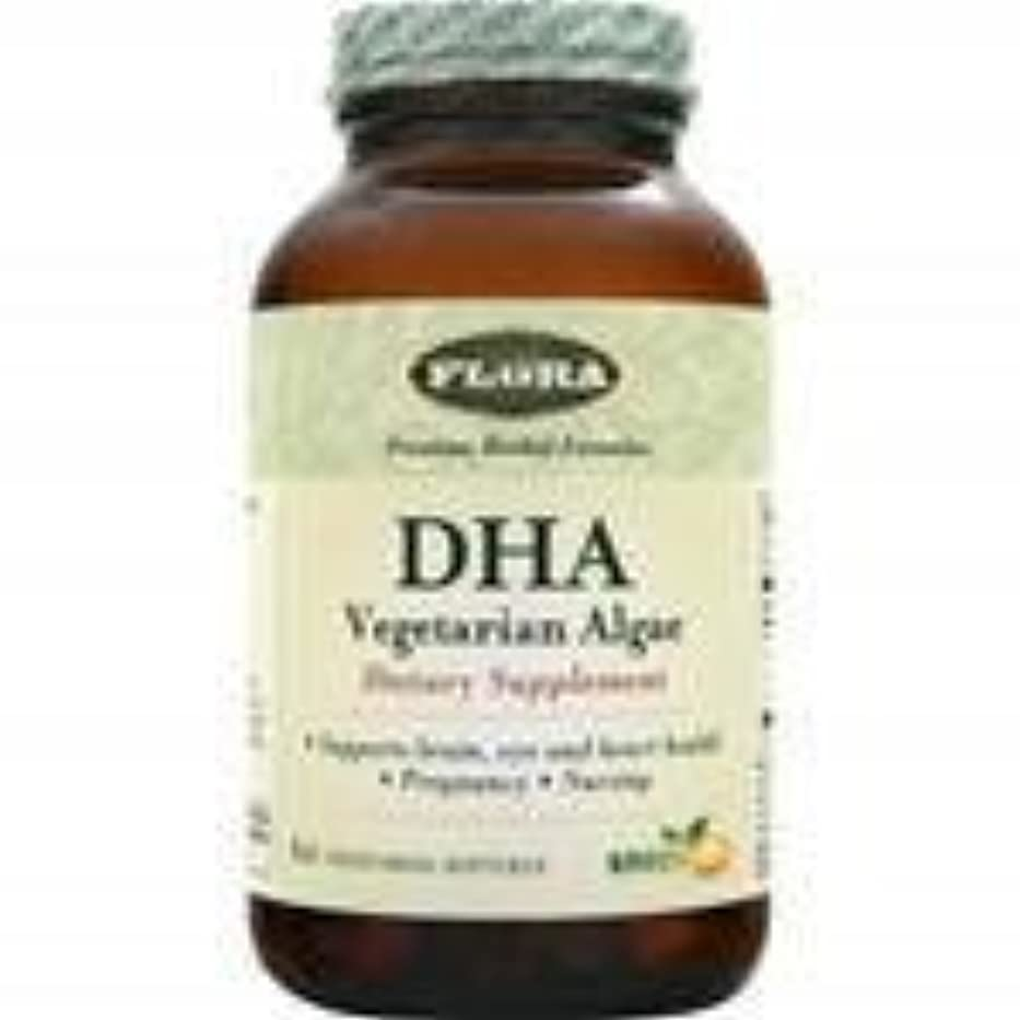 好色なバンジージャンプタンクDHA - ベジタリアン藻類 60 ソフトジェル 2個パック