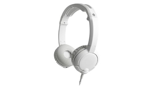 SteelSeries Flux Headset White 61279 B008LUNDGY 1枚目