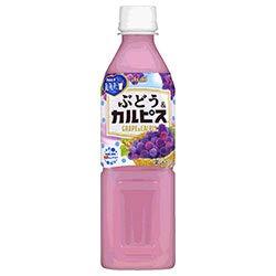ぶどう&カルピス 500ml ×24本
