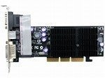 Aopen(AII) Aeolus GeForce FX5200 128MB DDR/ Power GPU FX5200-DVP128 LP / AOpen