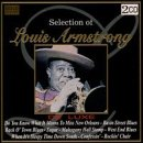Selection of Louis Armstrong