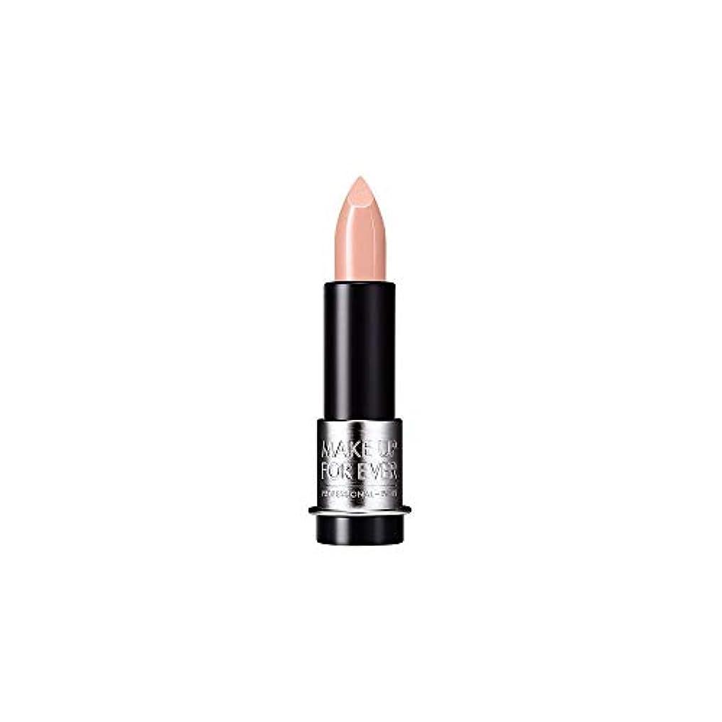 米ドルブロッサム[MAKE UP FOR EVER] ヌードベージュ - これまでアーティストルージュクリーム口紅3.5グラムのC103を補います - MAKE UP FOR EVER Artist Rouge Creme Lipstick...