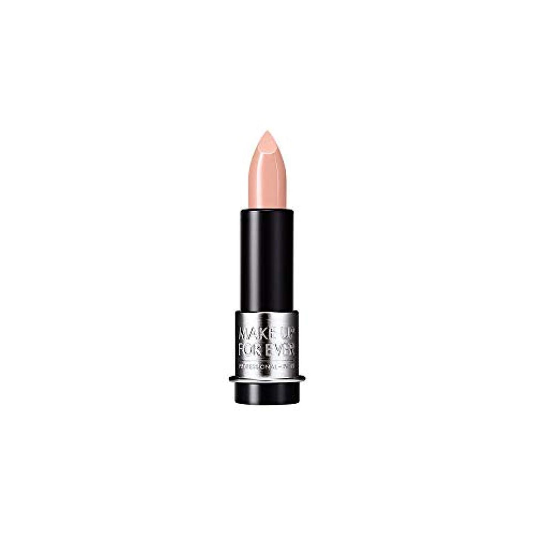 意義アジテーション第二に[MAKE UP FOR EVER] ヌードベージュ - これまでアーティストルージュクリーム口紅3.5グラムのC103を補います - MAKE UP FOR EVER Artist Rouge Creme Lipstick...