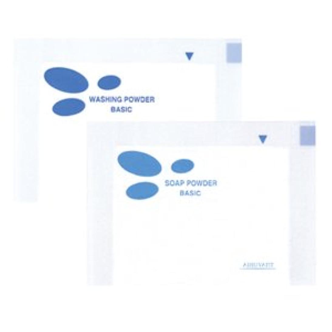 無実舞い上がる電子レンジソープパウダー (さっぱり) 1.2g×80包 【アジュバン】