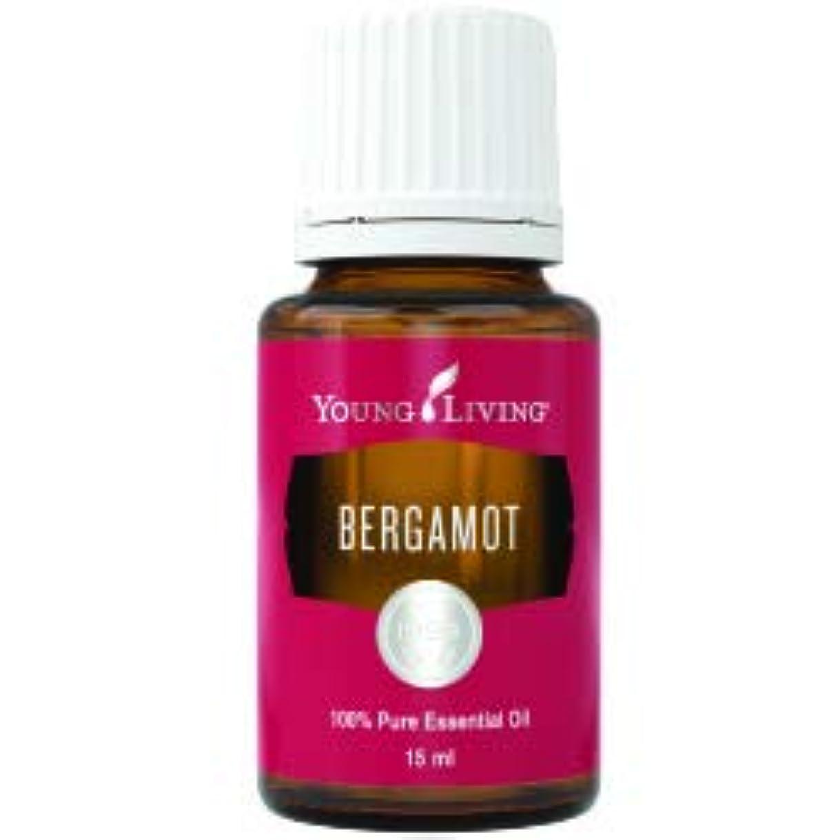 大理石欺面白いヤングリビングマレーシアのベルガモットエッセンシャルオイル15 ml Bergamot Essential Oil 15 ml by Young Living Malaysia