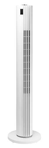 山善 扇風機 ハイポジションスリムファン タッチスイッチ 風量8段階調節 静音モード DCモーター搭載 タイマー機能 リモコン付 ホワイト YSR-WD901(W)