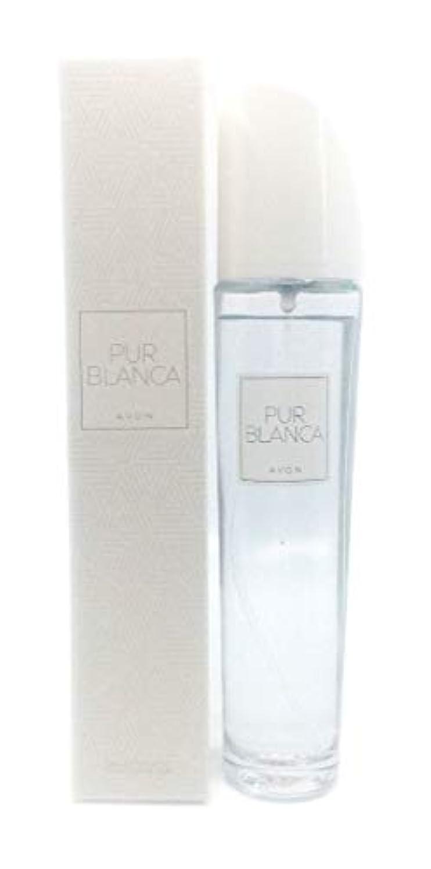 半円歯科の機知に富んだAVON Pur Blanca For Her Eau de Toilette 50ml