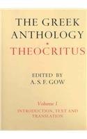 Theocritus (Greek Anthology) 2 volume set