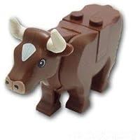 レゴブロック ばら売りパーツ 牛:[Reddish Brown / ブラウン] [並行輸入品]