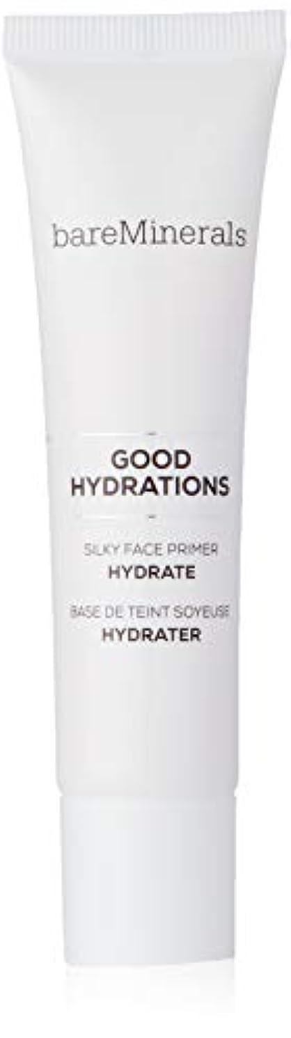 構造的シェルターずらすベアミネラル Good Hydrations Silky Face Primer 30ml/1oz並行輸入品