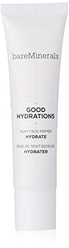 五十細部恐ろしいですベアミネラル Good Hydrations Silky Face Primer 30ml/1oz並行輸入品
