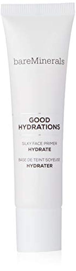 クランプ精巧な飛躍ベアミネラル Good Hydrations Silky Face Primer 30ml/1oz並行輸入品