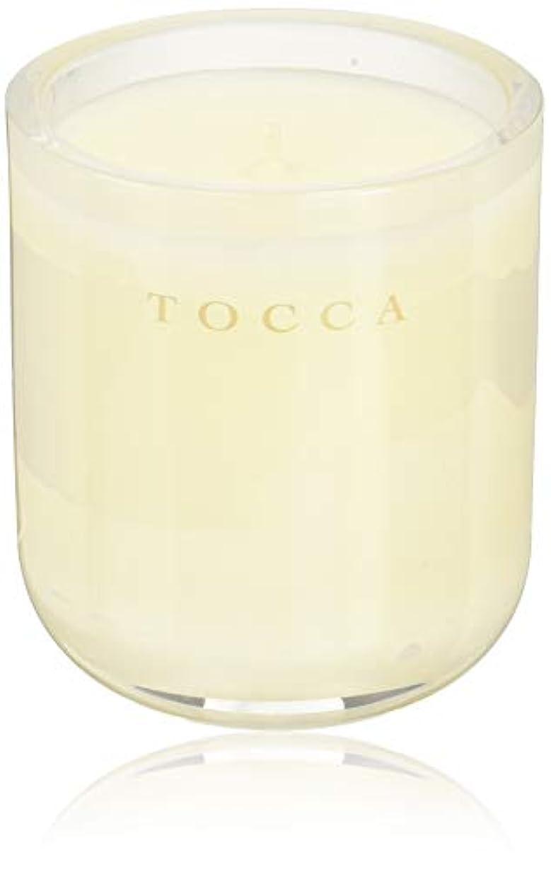 無意味臭い色合いTOCCA(トッカ) ボヤージュ キャンドル マラケシュ 287g (ろうそく 芳香 パチュリとアンバーのスパイシーな香り)