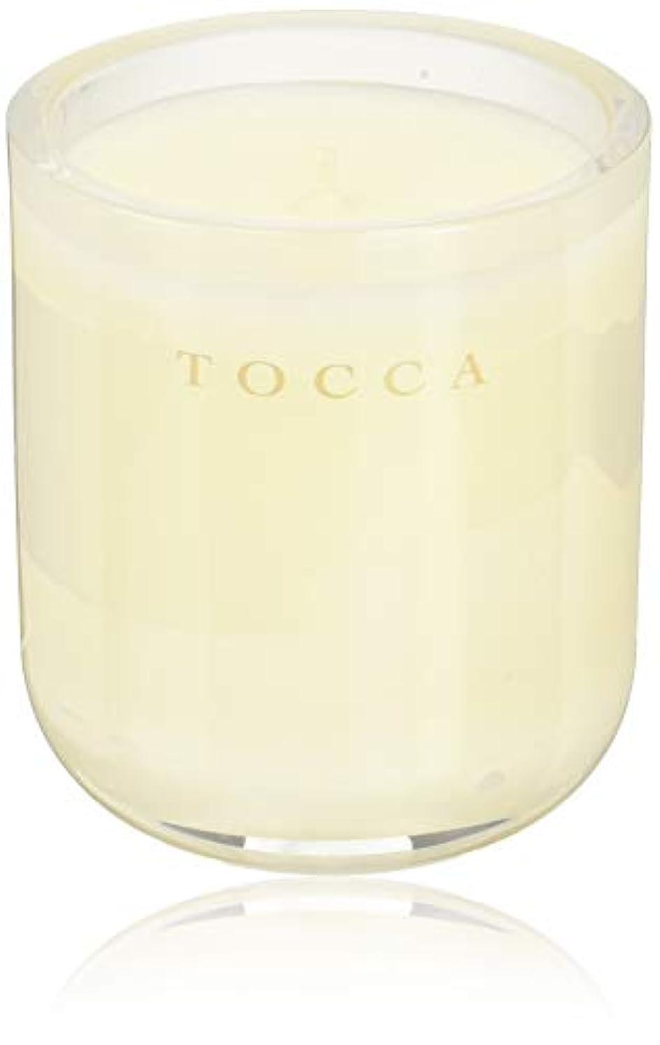 不適切な頑固な超音速TOCCA(トッカ) ボヤージュ キャンドル マラケシュ 287g (ろうそく 芳香 パチュリとアンバーのスパイシーな香り)