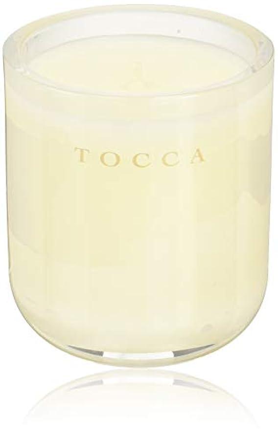 TOCCA(トッカ) ボヤージュ キャンドル マラケシュ 287g (ろうそく 芳香 パチュリとアンバーのスパイシーな香り)