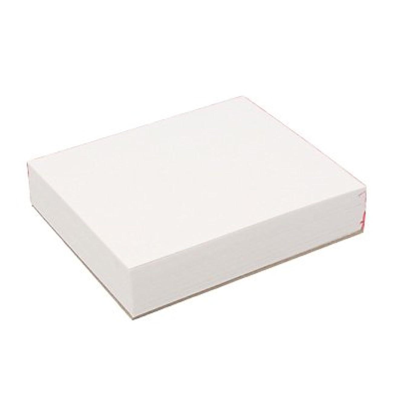 (ロータス)LOTUS 練板紙 NON-SKID 100枚×3冊入 (ネイルパレット ミキシングペーパー 底面滑り止め付)