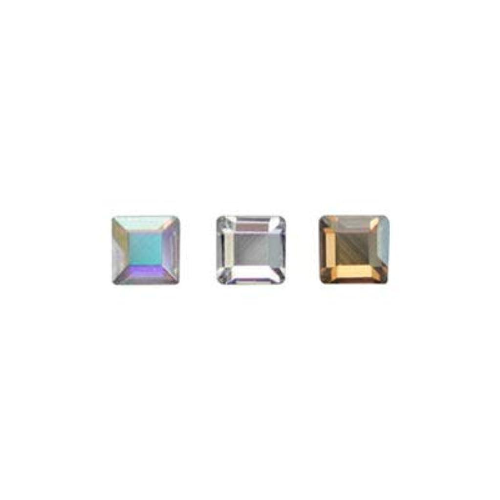 極端なドック噂SWAROVSKI #2400 スクエア アソート 2.2mm 3色×各10粒
