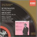 Schumann: Piano Concerto / Mozart: Piano Concerto No. 21 (2005-05-03)