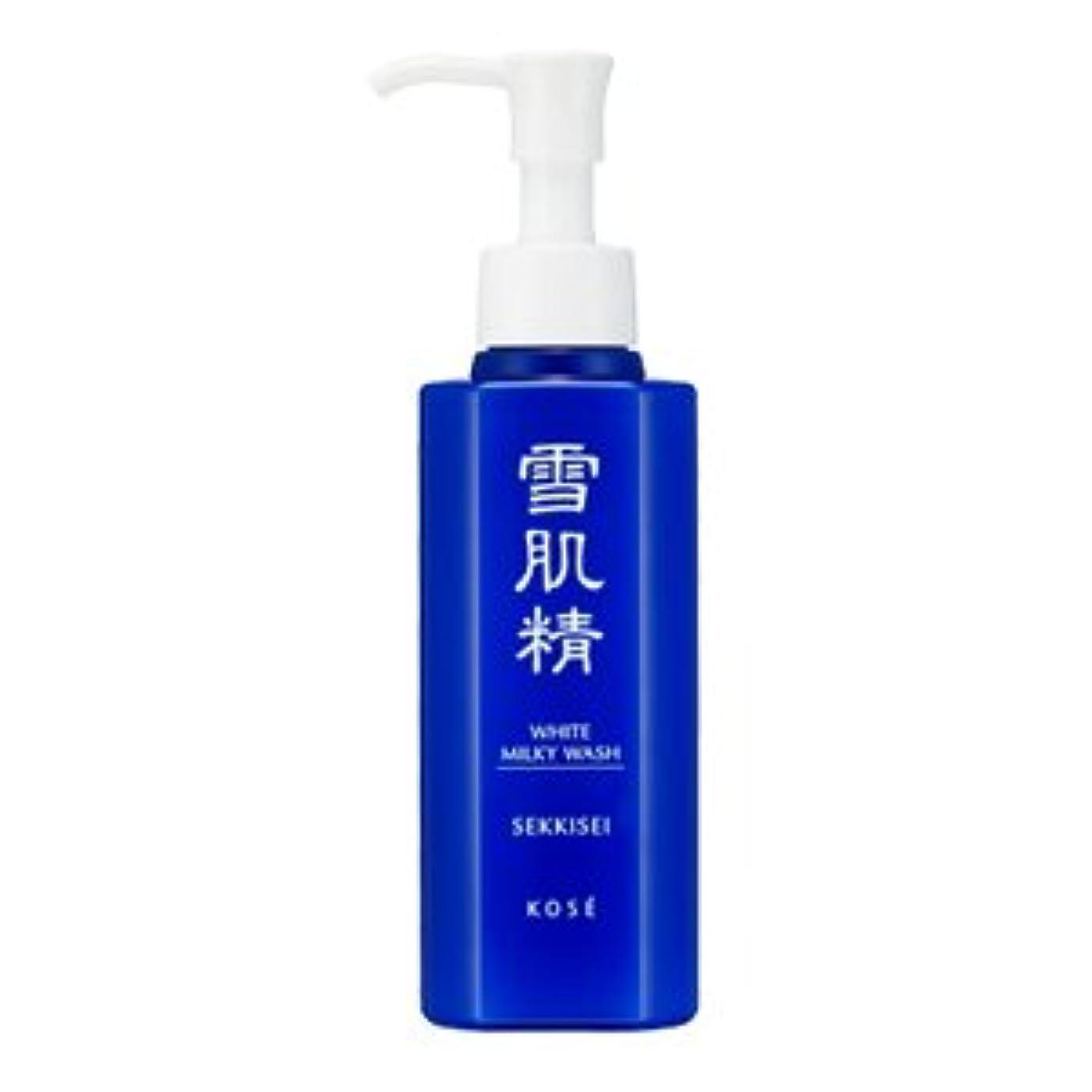 香港造船あいまいな【コーセー 洗顔】 コーセー 雪肌精 ホワイトミルキィウォッシュ
