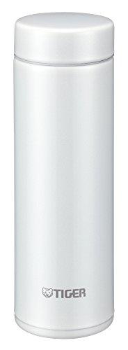 TIGER 水筒 ステンレスミニボトル 「サハラマグ」 軽量 (夢重力) スノーホワイト 0.3L MMP-G031-WW