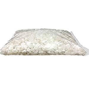 お墓の除草塩10kg大袋 色規格外 粒Mサイズ(10〜15mm) 色選別後の規格外商品