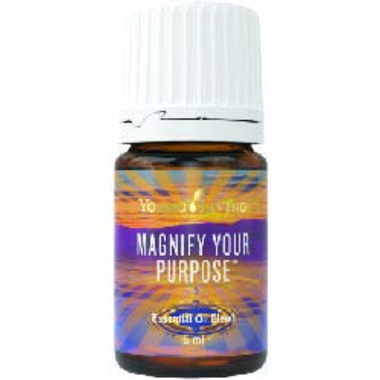 有利冒険者パブ目的を拡大するエッセンシャルオイル ヤングリビングエッセンシャルオイルマレーシア5ml Magnify Your Purpose Essential Oil 5ml by Young Living Essential Oil...
