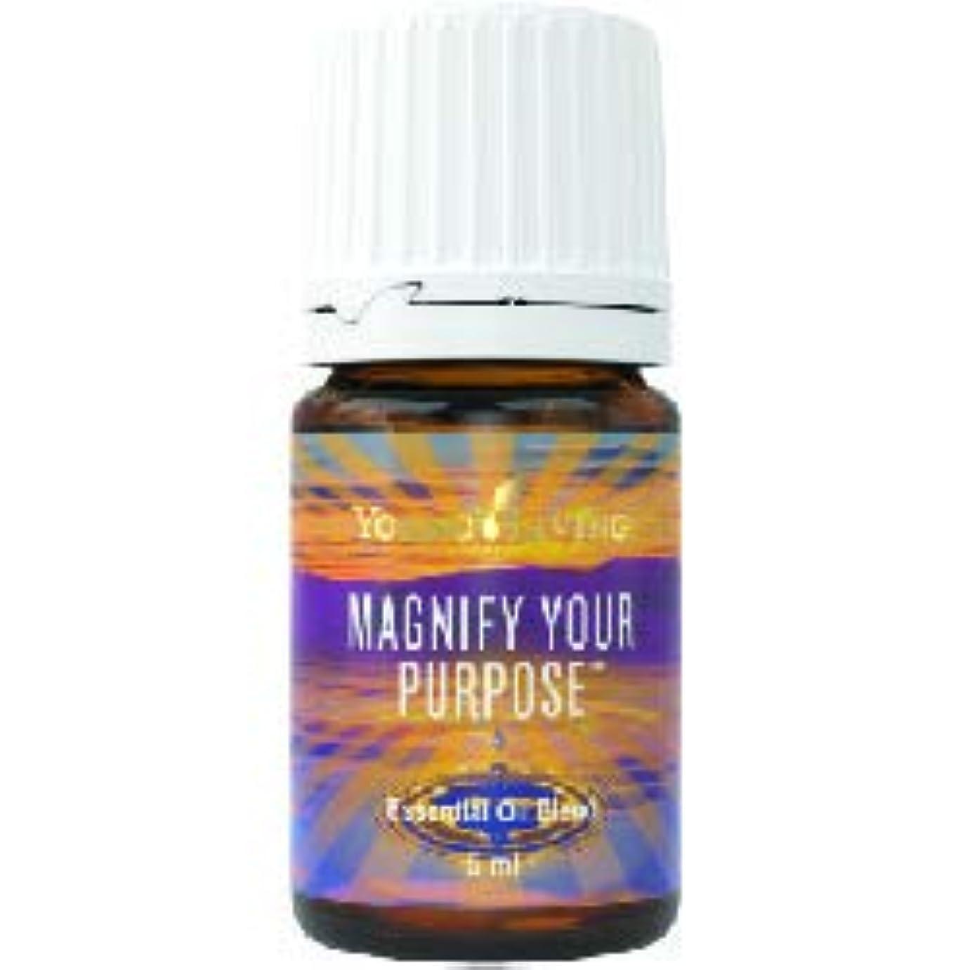 ほこりっぽい平らにする酒目的を拡大するエッセンシャルオイル ヤングリビングエッセンシャルオイルマレーシア5ml Magnify Your Purpose Essential Oil 5ml by Young Living Essential Oil...