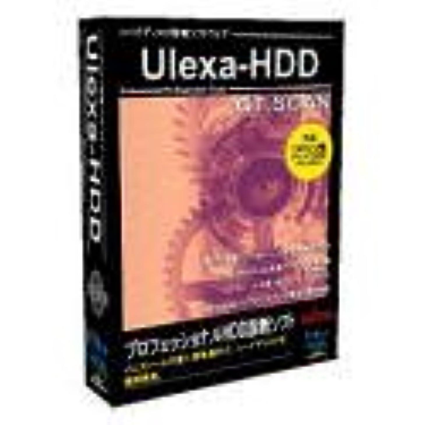 野な調和のとれた内陸Ulexa-HDD QT_SCAN