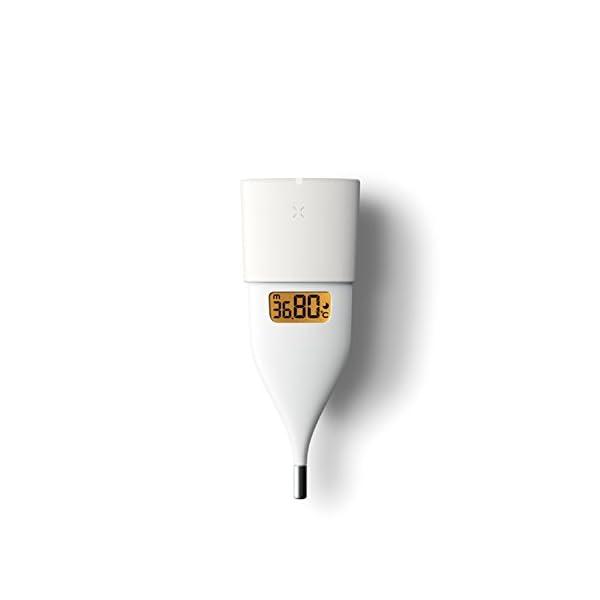 オムロン 婦人用電子体温計 ホワイトの紹介画像2