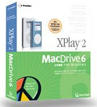 MacDrive 6 with XPlay 2