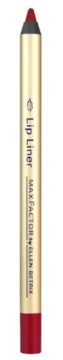 赤面電気韓国語Max Factor Lip Liner, 012 fire