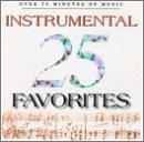 25 Instrumental Favorites