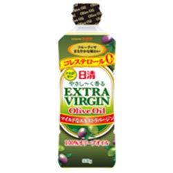 日清オイリオ 日清やさし〜く香る エキストラバージンオリーブオイル 600gペットボトル×10本入