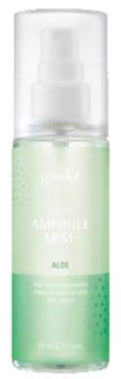超越するガラス機械[Goodal] Ampoule Mist 80ml /アンプルミスト80ml (Aloe/アロエ(ウォータータイプ)) [並行輸入品]