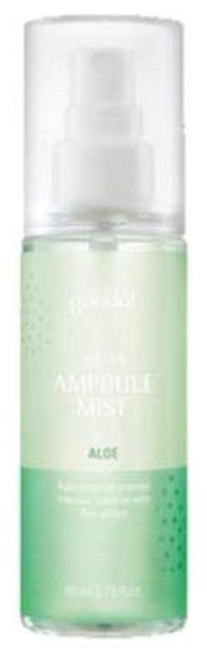 処理する池コンセンサス[Goodal] Ampoule Mist 80ml /アンプルミスト80ml (Aloe/アロエ(ウォータータイプ)) [並行輸入品]