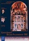 ヨーロッパ・コンサート1992 [DVD]