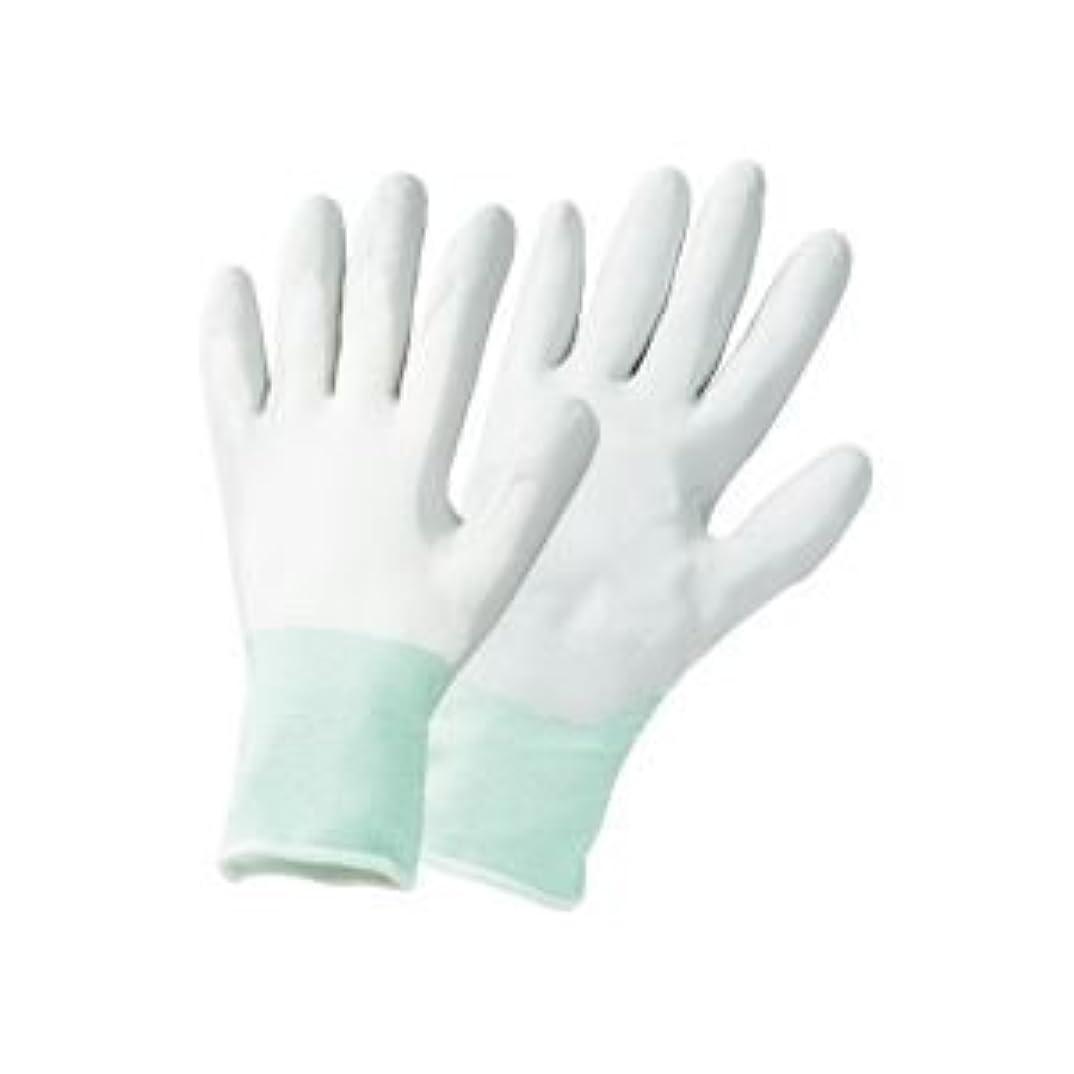 香ばしい木洞察力のある(まとめ) TANOSEE ニトリルゴム手袋薄手 L グレー 1パック(5双) 【×5セット】 ds-1577018