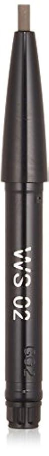 平衡灰センチメンタルキッカ エンスローリング アイブロウペンシル W (リフィル) 02 ライトウォルナッツ&ダークウォルナッツ WS アイブロウ