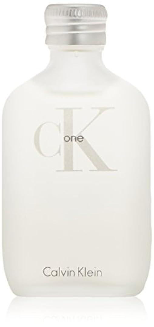 役に立たないナットペルーカルバンクライン シーケー ワン EDT 15ml ミニ香水(並行輸入品)