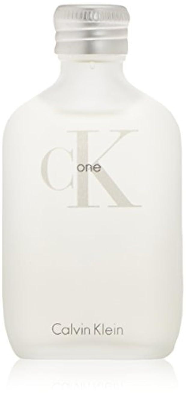 許可独立代わってカルバンクライン シーケー ワン EDT 15ml ミニ香水(並行輸入品)