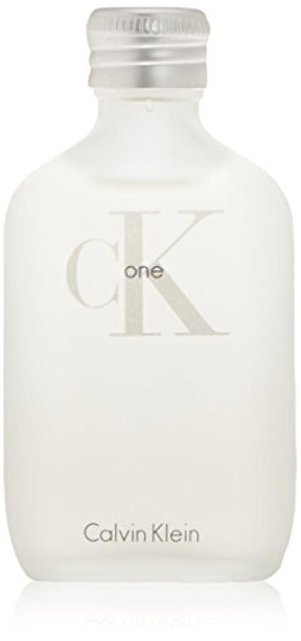 剛性コンクリートインシデントカルバンクライン シーケー ワン EDT 15ml ミニ香水(並行輸入品)